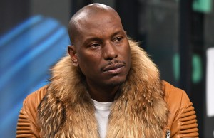 Tyrese Says Depression Medication Caused Those Bizarre Instagram Videos