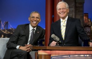 David Letterman Coming Back To TV With Barack Obama