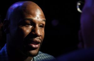 Floyd Mayweather's Tour Bus Shot Up In Atlanta; One Person Injured