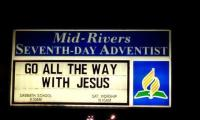 Go All The Way With Jesus