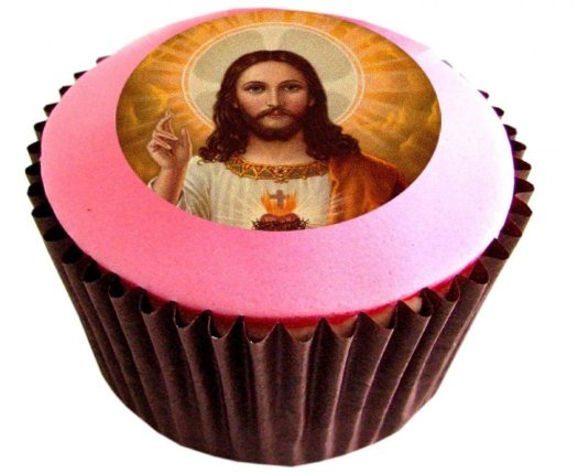Jesus Cake (labels) perfect for Church Lunches?