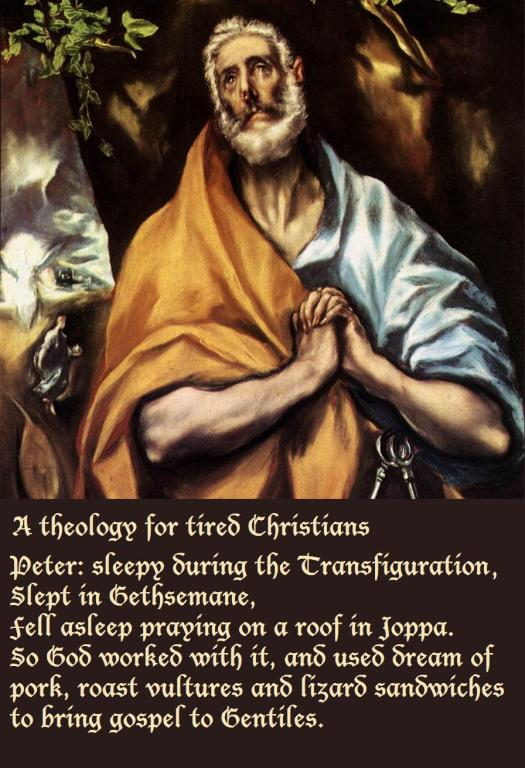 Theology-For-Sleepy-Christians