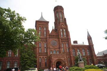 One of the Smithsonian's building