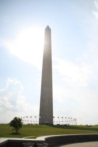 The Needle aka The Washington Monument (not very original)