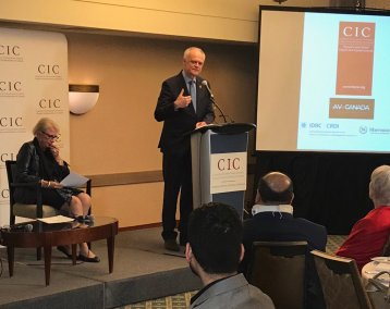 May 10 2018 Peter Boehm CIC Ottawa Event on G7 1