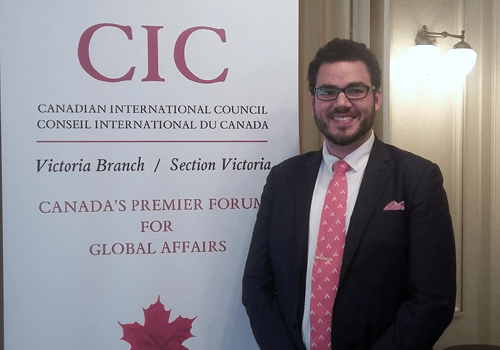 CIC Victoria: Canada's Interests in a Changing Arctic