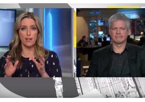Ben Rowswell Featured in Venezuela News Coverage