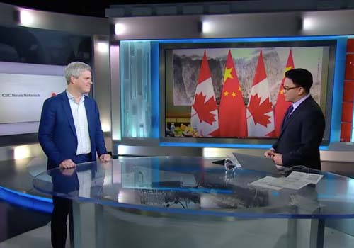 CIC President Featured in Canada-China News Coverage