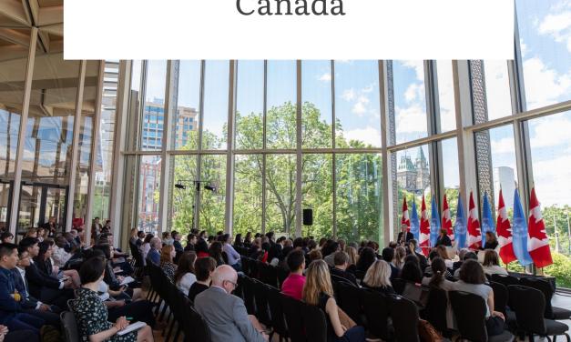 Rapport annuel 2019-2020 du Conseil International du Canada