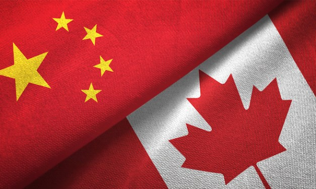 Canada-China: 50th Anniversary of Diplomatic Relations