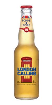 London Calling – Pear & Apple