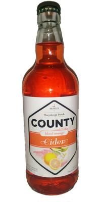 County Cider – Blood Orange