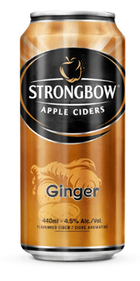 Strongbow – Ginger