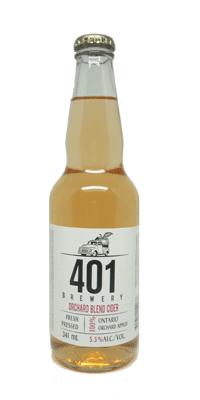 401 Cider Company – Orchard Blend