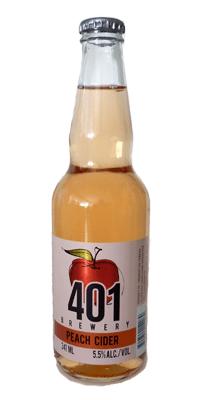401 Cider Company – Peach