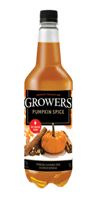 Growers – Pumpkin Spice Cider