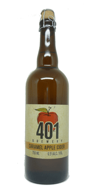 401 Cider Company – Caramel Apple