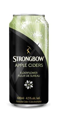 Strongbow – Elderflower