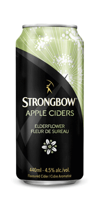 Strongbow – Elderflower
