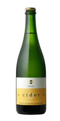 Tawse Sparkling Cider