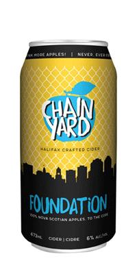 Chain Yard – Foundation