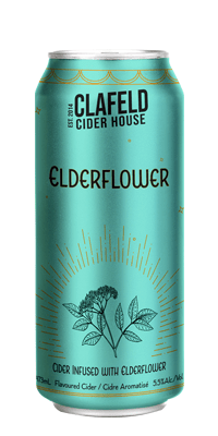 Clafeld – Elderflower Cider & Wine