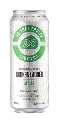 Broken Ladder – Apples
