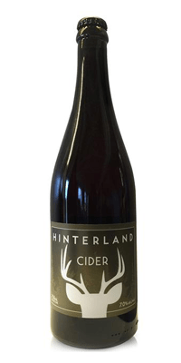 Hinterland Sparkling Cherry Cider