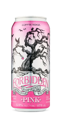 Coffin Ridge – Forbidden Pink