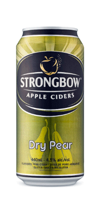 Strongbow – Dry Pear