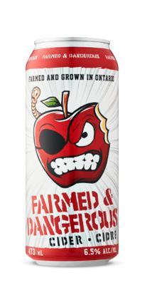 Farmed & Dangerous Cider