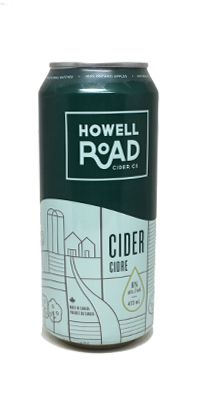 Howell Road – Original Cider