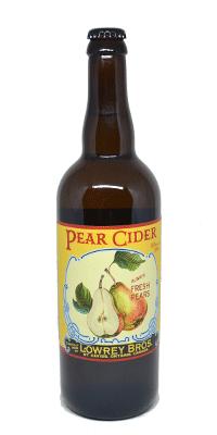 Lowrey Bros – Pear Cider