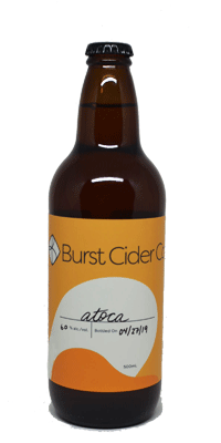 Burst Cider – Atoca