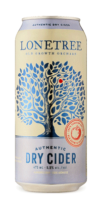 Lonetree – Authentic Dry Cider