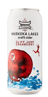 Muskoka – Cliff Jump Cranberry