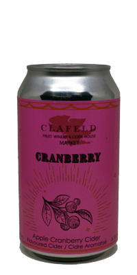Clafeld – Cranberry Apple