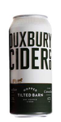Duxbury – Tilted Barn