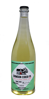 Crimson Cider – Mint To Be