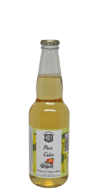 401 Brewery – Pear Cider