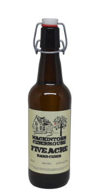 MackIntosh Ciderhouse – Five Acre