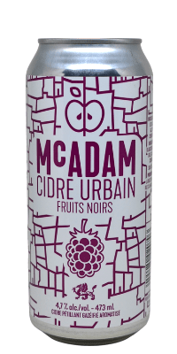 McAdam – Dark Fruits