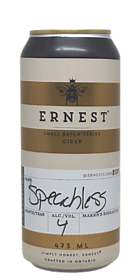 Ernest – Speachless