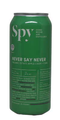 Spy – Never Say Never