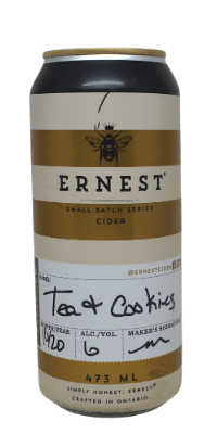 Ernest – Tea and Cookies
