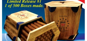 "UNITED CIGAR LIMITED EDITION 2012 ""THE WHEEL BOX"""