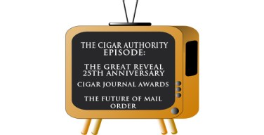 Podcast: The Great 25th Anniversary Cigar Reveal