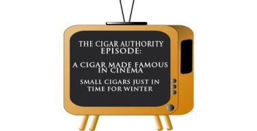 Podcast:  Small Smokes and Cigars in Cinema