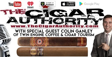 Webcast: Cuban Coffee & Cigars With Colin Ganley From Twin Engine Coffee