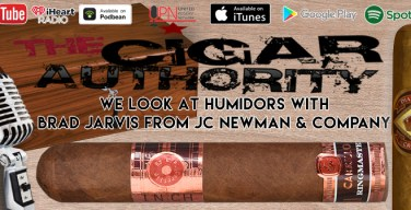 Exploring Humidors with Brad Jarvis From JC Newman